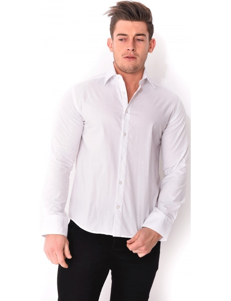 Chemise homme slim-fit