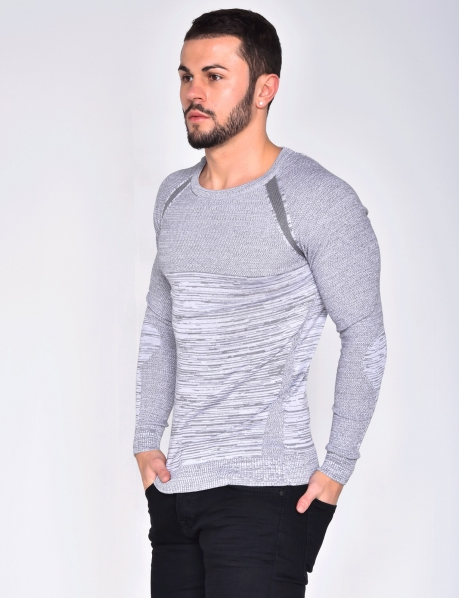 Men's Flecked Jumper