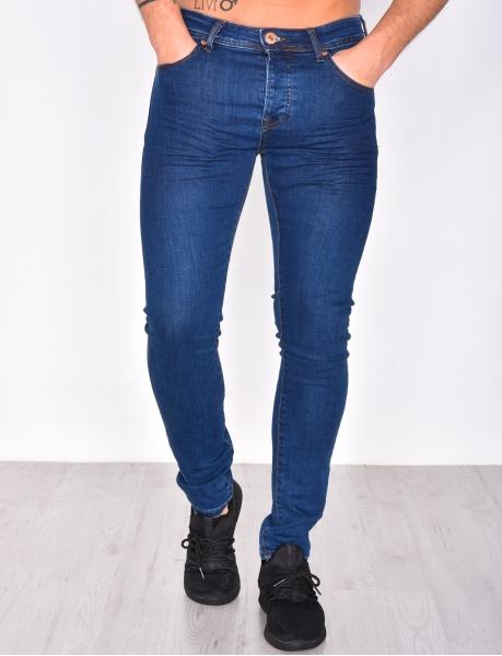 Jeans bleu slim fit