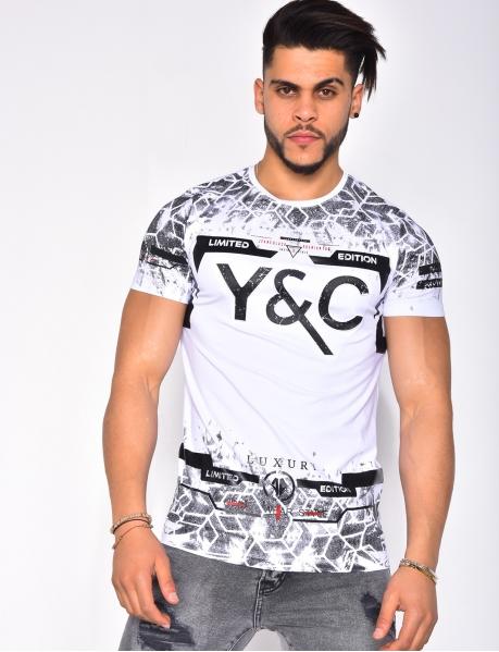 'Y&C' T-shirt