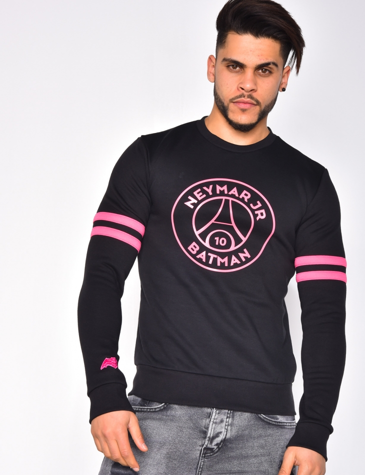"Sweat col rond Neymar Jr ""BATMAN"""