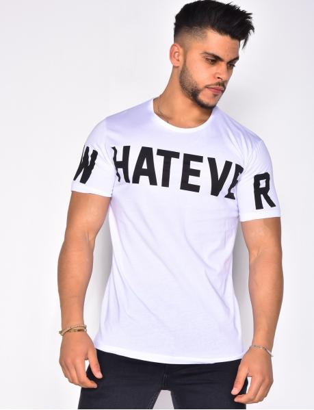 "T-shirt ""HATEVE"""