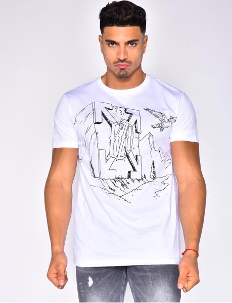 """T-shirt """"KZO"""""""