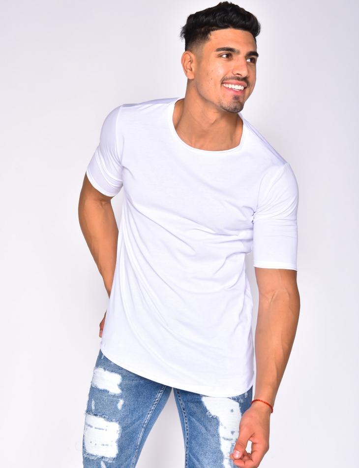 T-shirt basic oversize