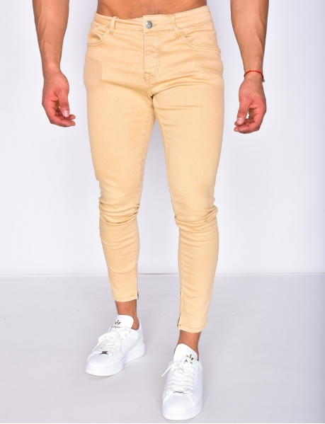 Basic Camel Jeans