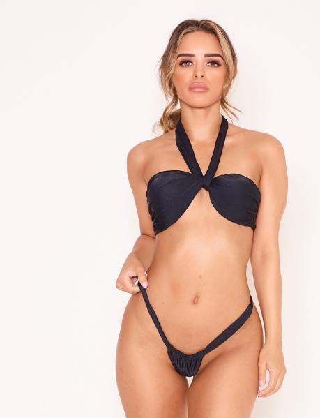 Bikini à nouer
