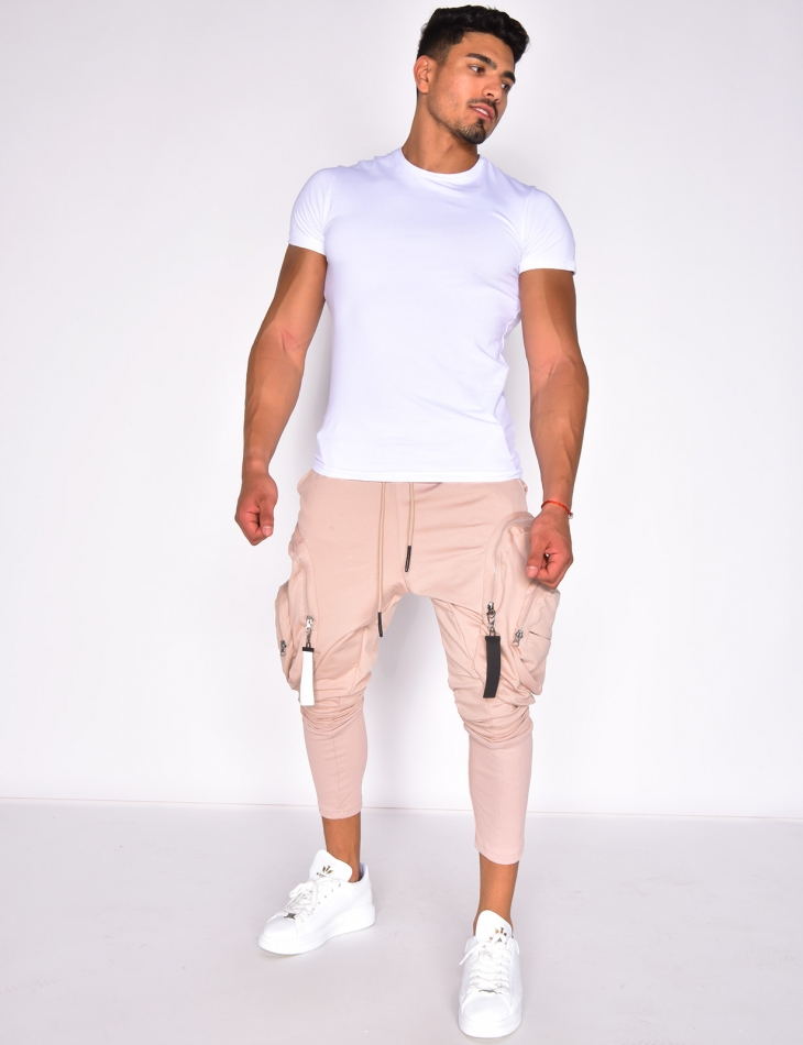 Pantalon de jogging à poches