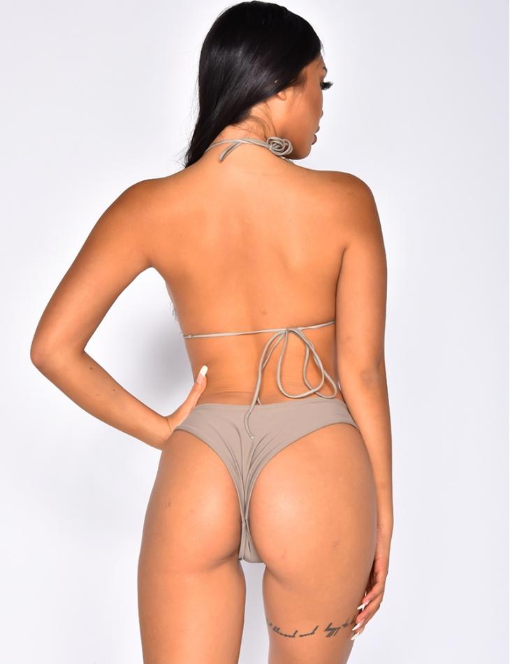 Bikini à franges