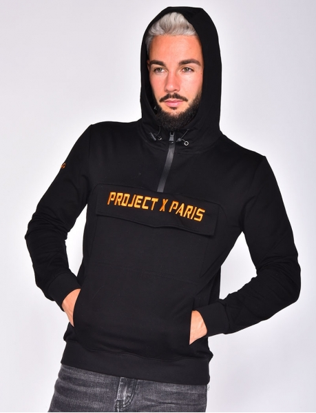 "Sweat à capuche ""Project X Paris"""