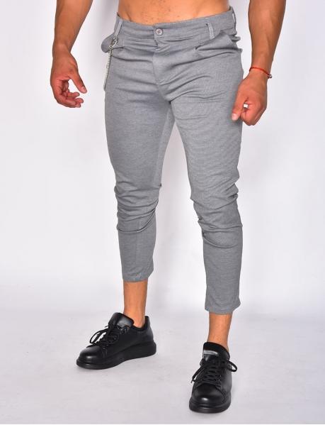 Pantalon avec chaîne