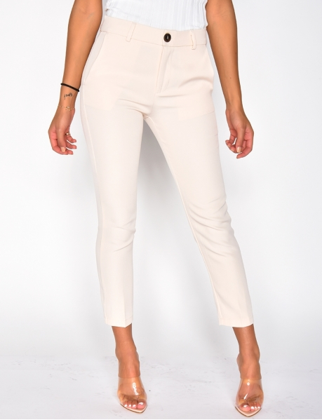 Nude Suit Trousers
