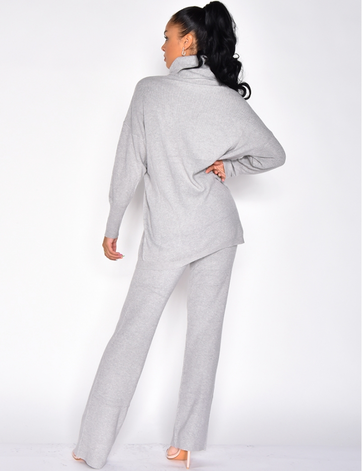 Wool Jumper and Trousers Co-ord