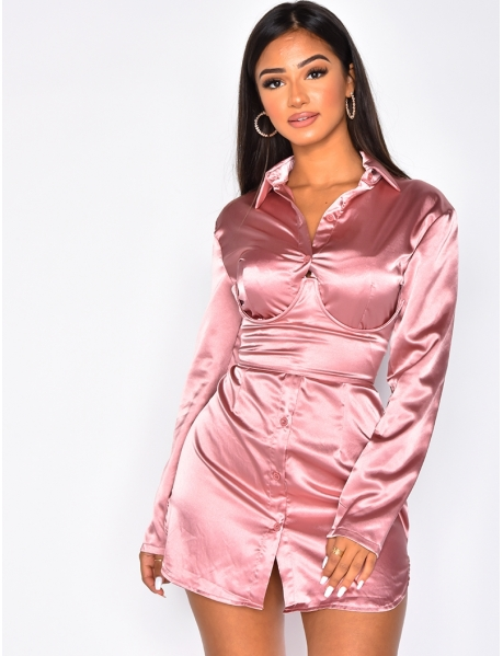 Satin Outfit