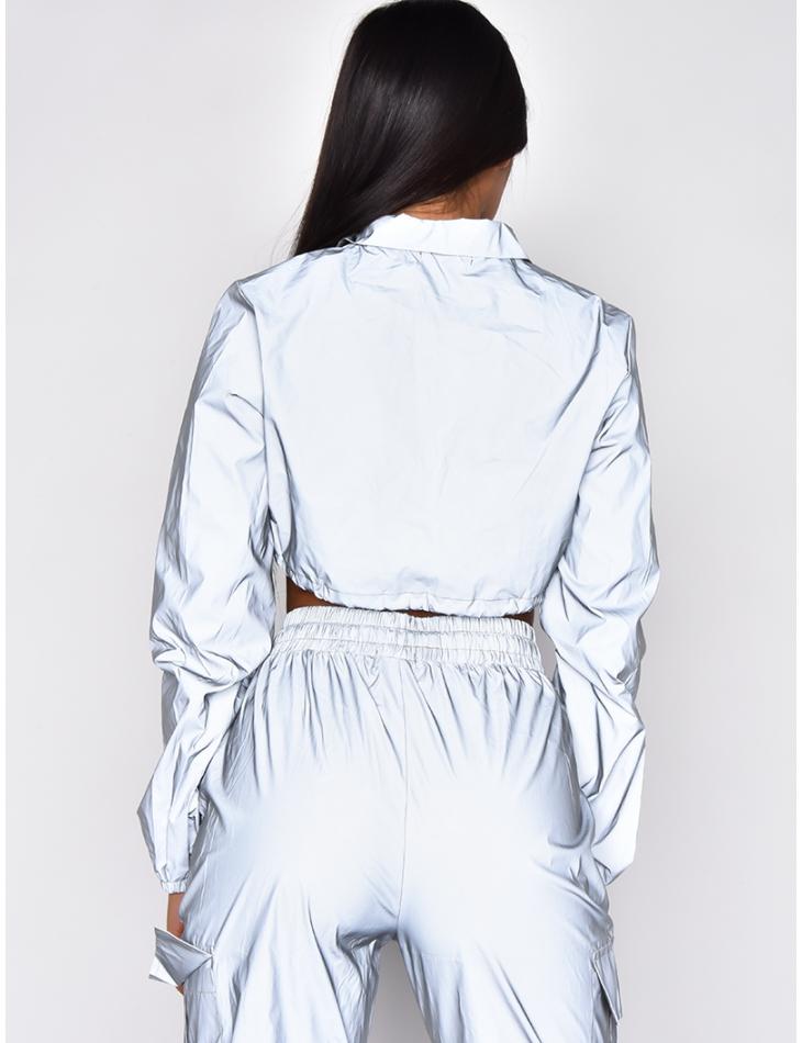Short Reflective Jacket