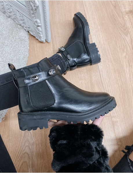 Chelsea Ankle Boots with Diamant?s