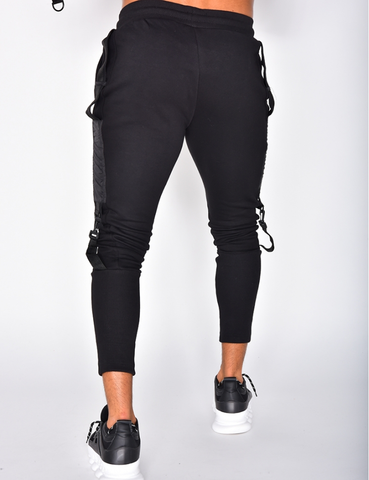 Trousers with Straps