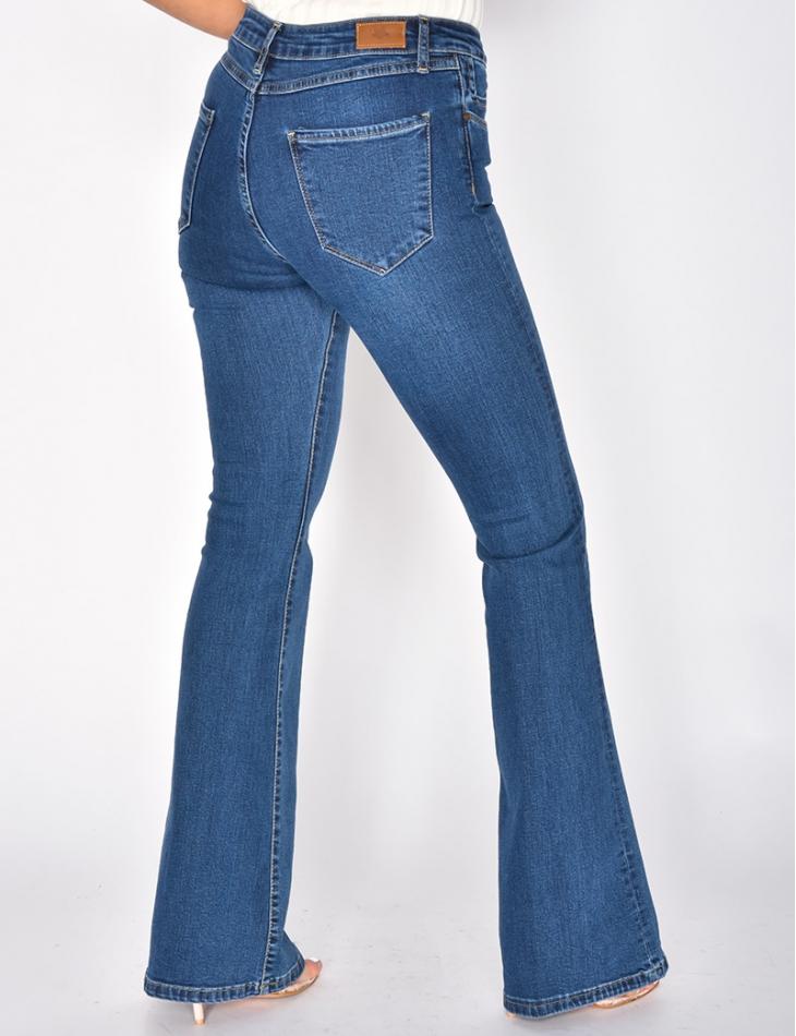 Jeans patte d'eph