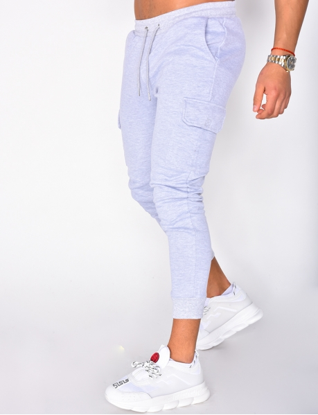 Pantalon jogging à poches