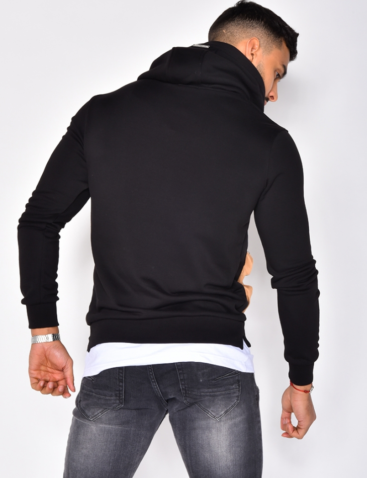 """Essentials"" Sweatshirt with Hood"