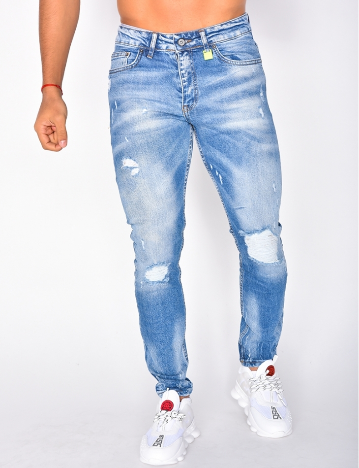 Men's Ripped Jeans