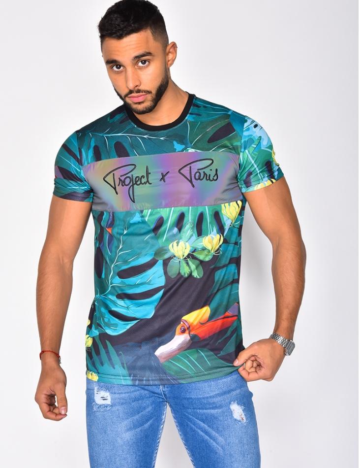 """T-shirt à motifs """"Project X Paris"""""""