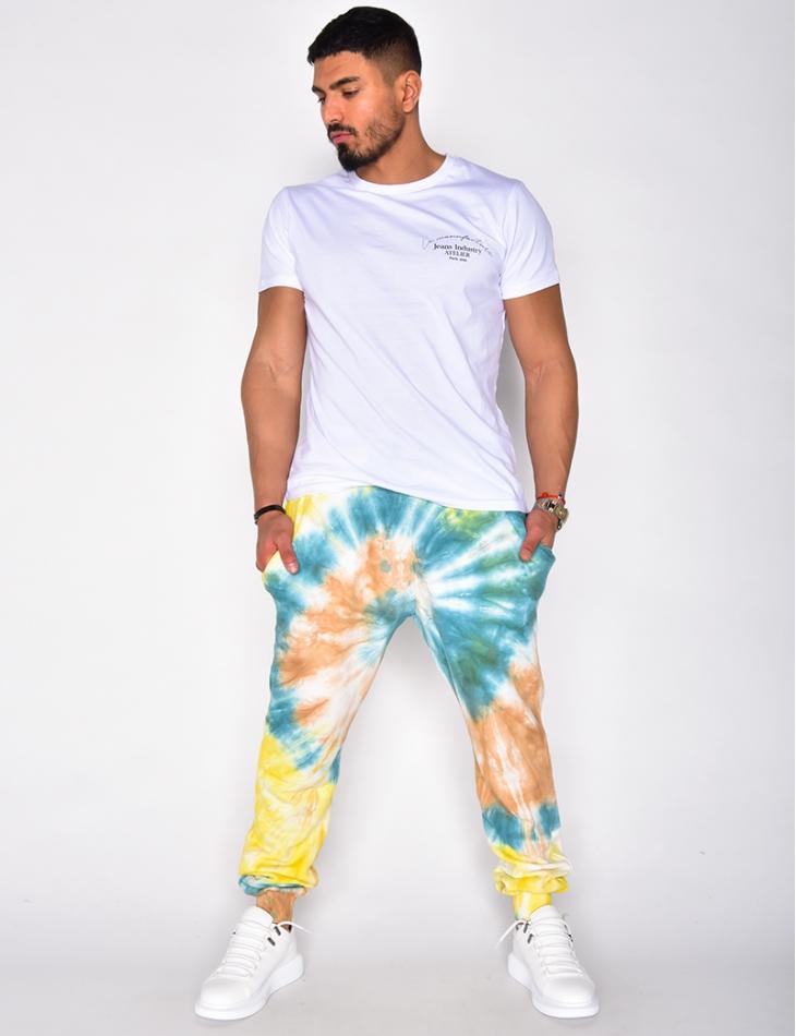 Pantalon de jogging coloré
