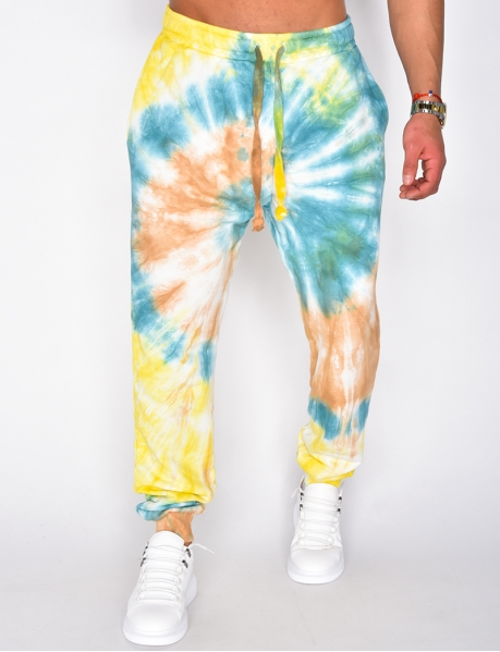 Pantalon de jogging coloré