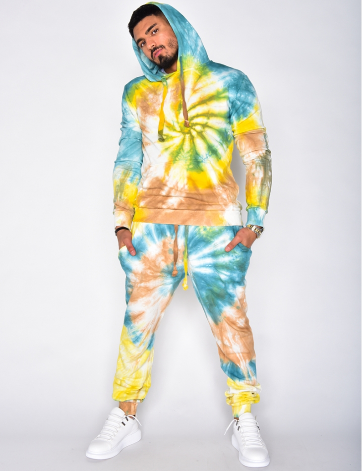 Colourful Jogging Bottoms