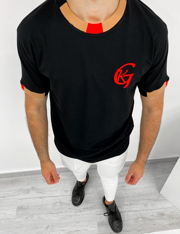 """T-shirt à écusson """"GK"""""""