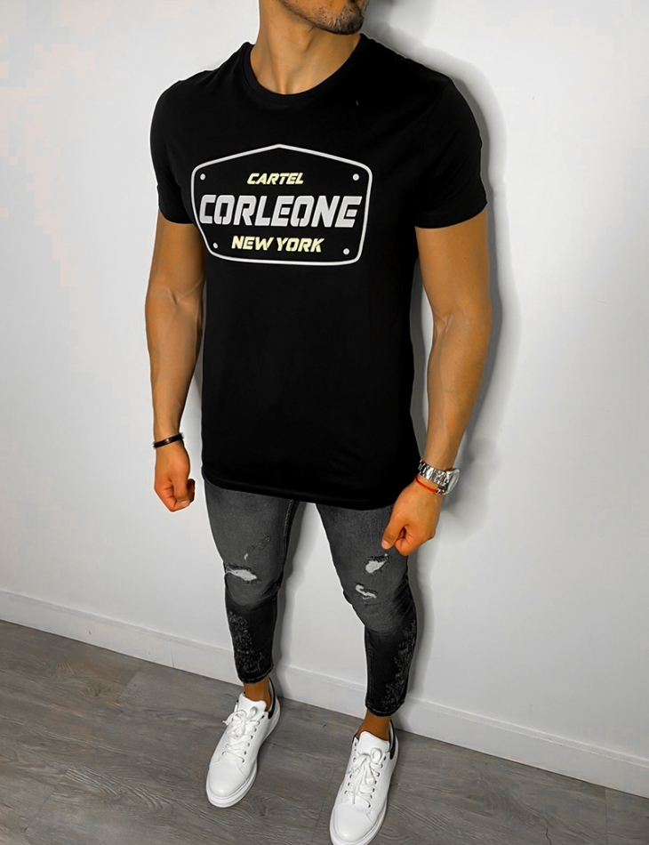 "T-shirt ""Cartel Corleone New York"""