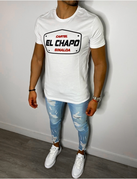 "T-shirt ""Cartel El Chapo Sinaloa"""