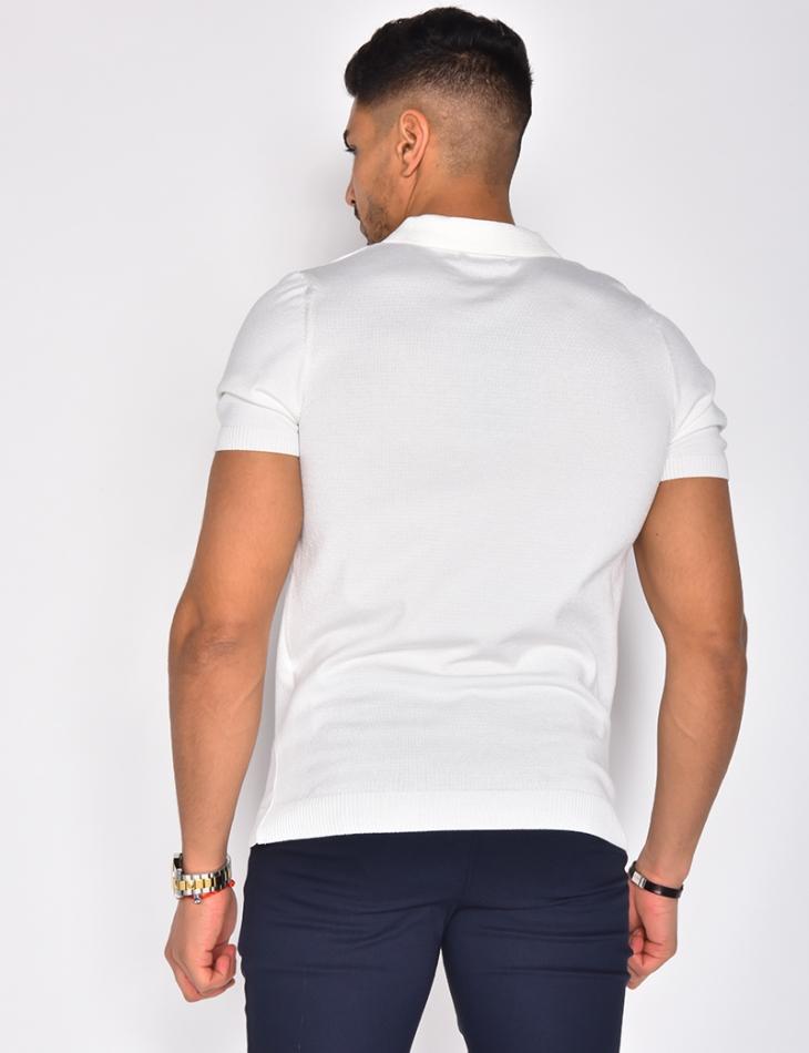 Men's Basic Polo Neck
