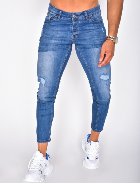 Jeans homme destroy