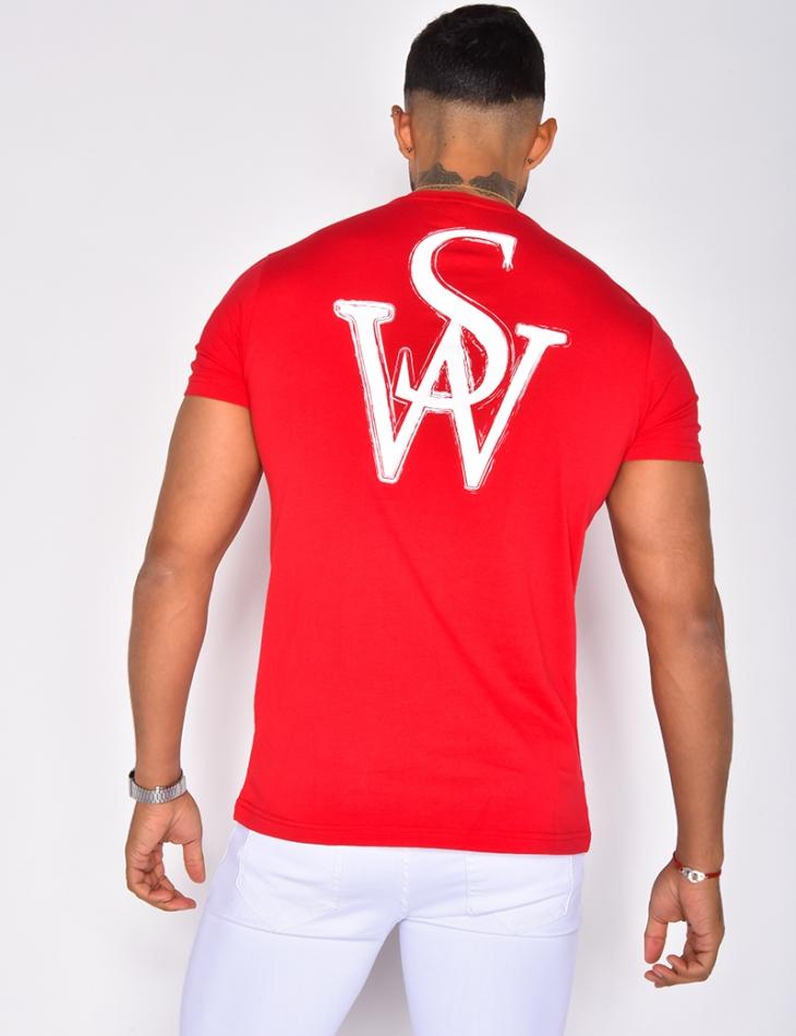 "T-shirt ""SAW"""