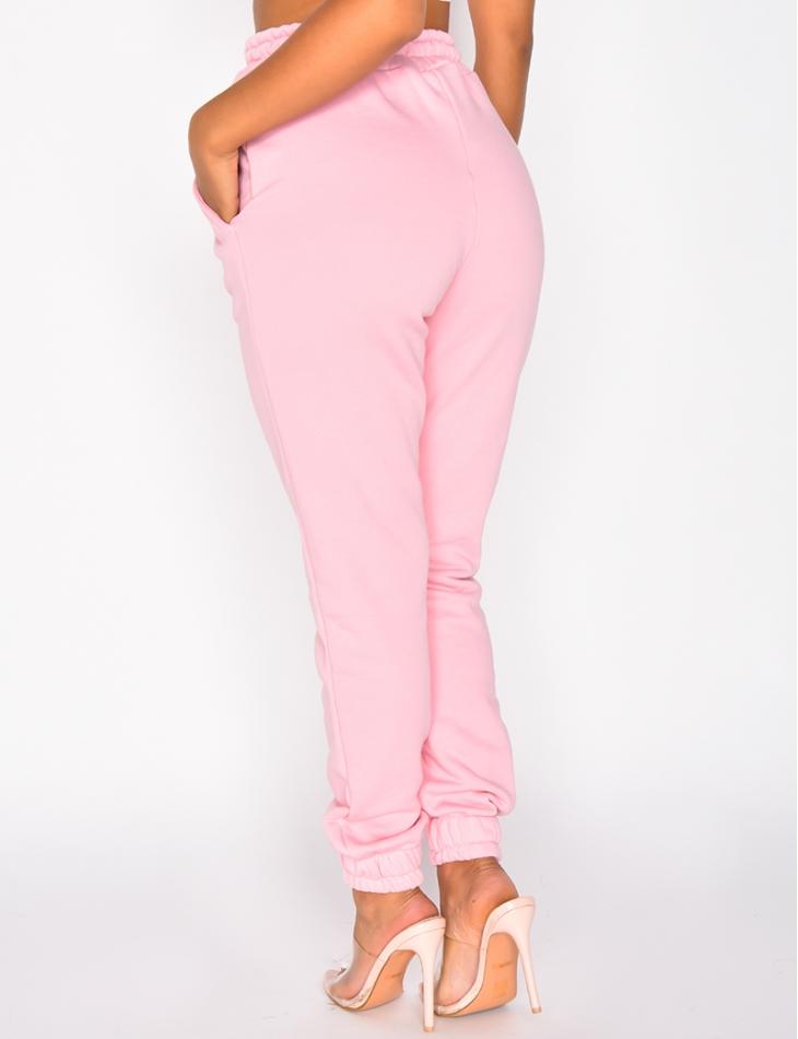 Pantalon de jogging molletoné Jeans Industry