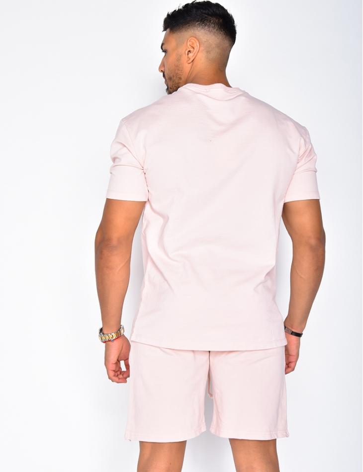 T-shirt homme oversize