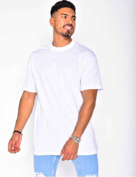 Basic High Neck T-shirt