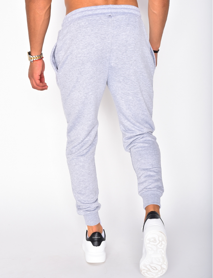 Quilted Jogging Bottoms