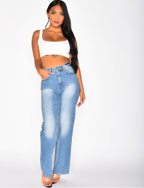 Jeans, straight