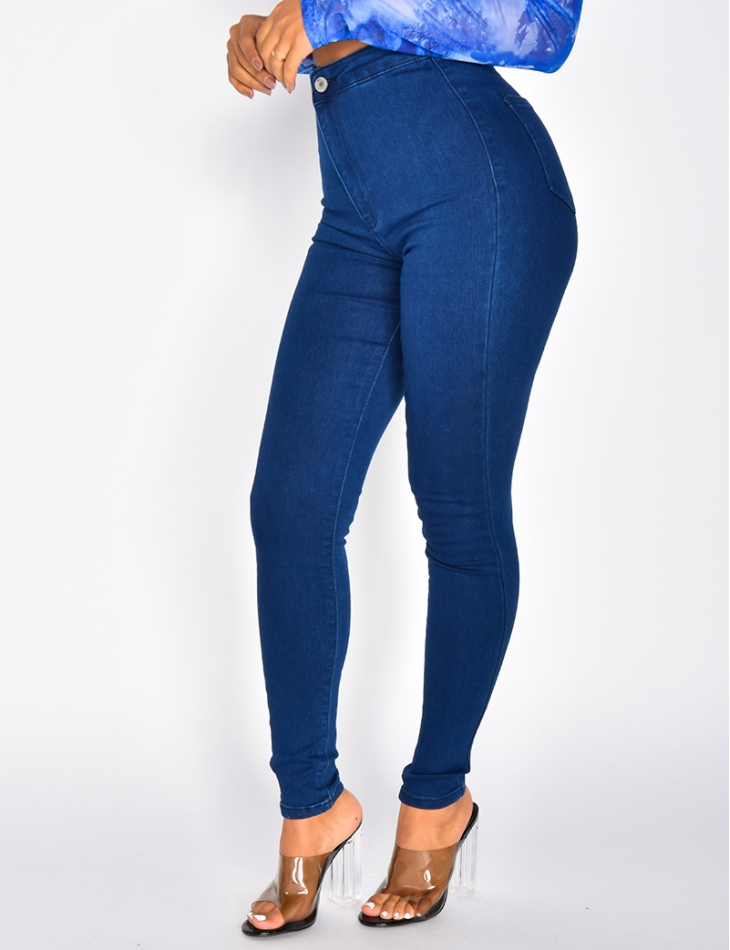 Super Stretchy High Waisted Jeggings