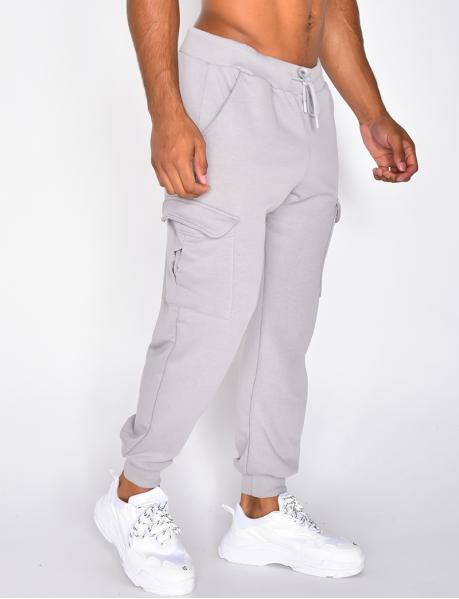 Jogging à poches