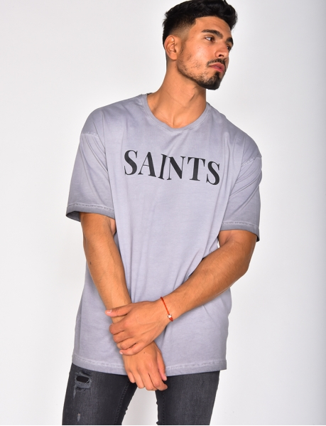 "T-shirt ""Saints"""