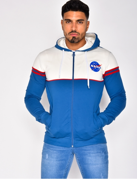 NASA Jacket with Hood