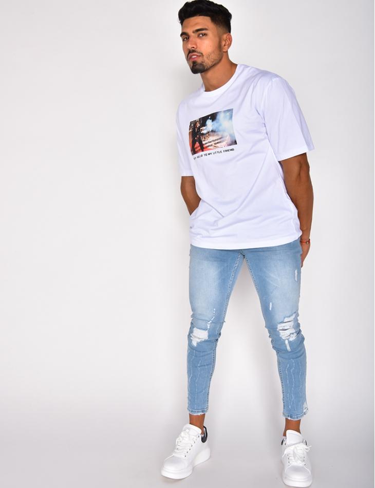 T-shirt Al Pacino
