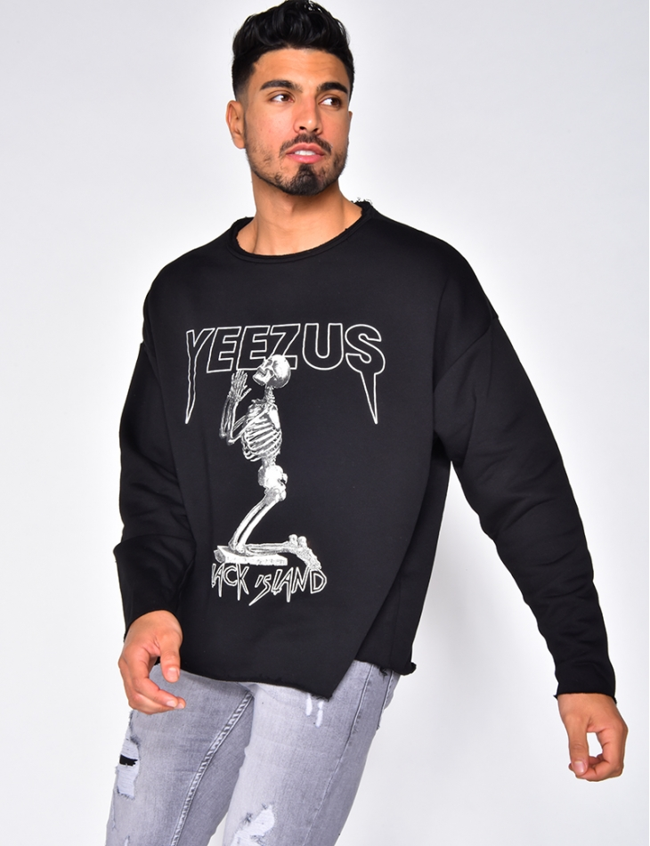 "Sweat ""Yeezus"""