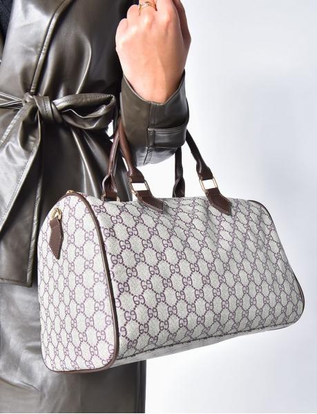 Bedruckte Tasche