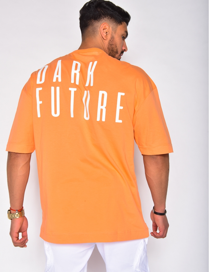 "T-shirt ""DARK FUTURE"""