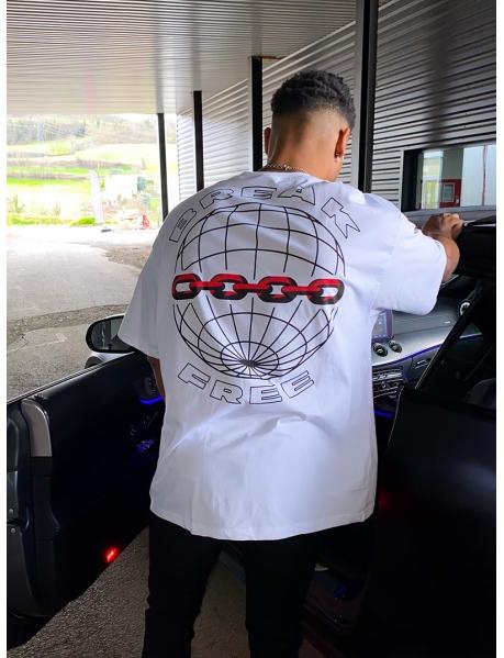 "T-shirt ""BREAK FREE"""