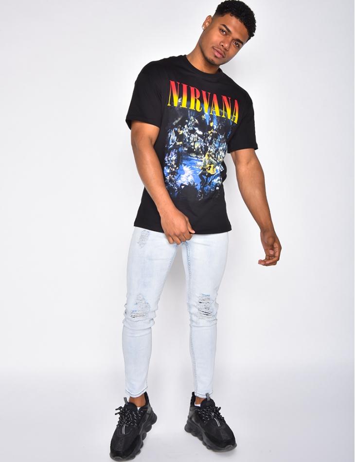 """T-shirt """"Nirvana"""""""