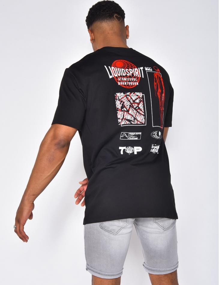 """T-shirt """"Antibug"""""""